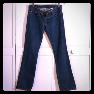 Lucky jeans. Maddy Jean style.